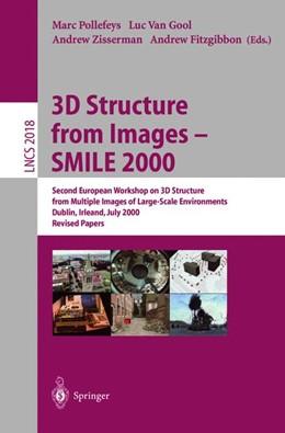 Abbildung von Pollefeys / Gool / Zisserman / Fitzgibbon | 3D Structure from Images - SMILE 2000 | 2001 | Second European Workshop on 3D... | 2018