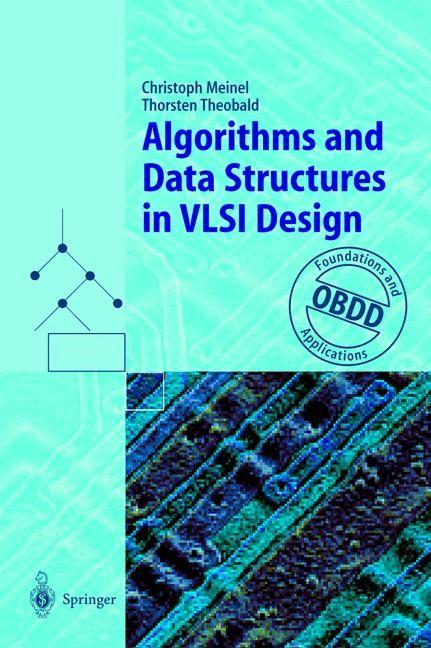 Abbildung von Meinel / Theobald   Algorithms and Data Structures in VLSI Design   1st Edition 1998   1998