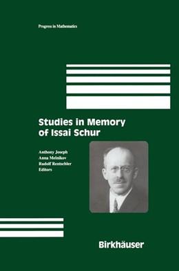 Abbildung von Joseph / Melnikov / Rentschler   Studies in Memory of Issai Schur   2002   210