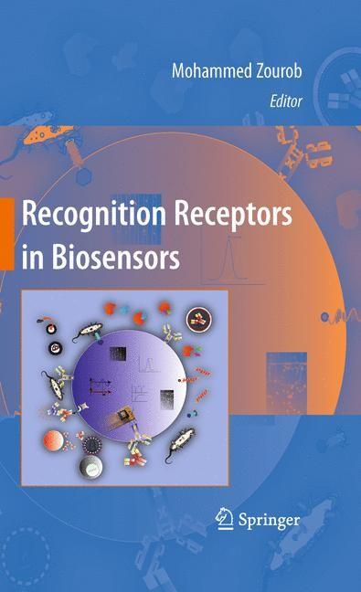 Abbildung von Zourob | Recognition Receptors in Biosensors | 1st Edition. | 2010
