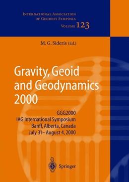 Abbildung von Sideris | Gravity, Geoid and Geodynamics 2000 | 2001 | GGG2000 IAG International Symp... | 123