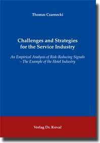 Abbildung von Czarnecki | Challenges and Strategies for the Service Industry | 2009