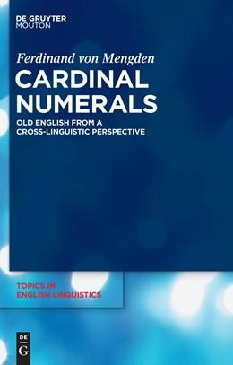 Abbildung von Mengden | Cardinal Numerals | 2010 | Old English from a Cross-Lingu... | 67