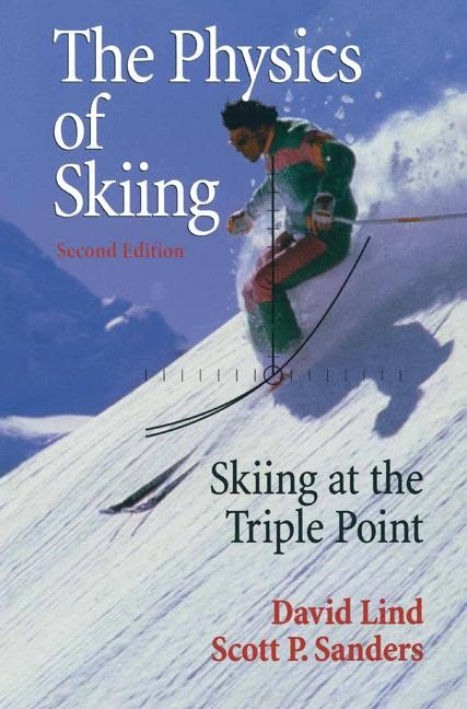 The Physics of Skiing | Lind / Sanders, 2004 | Buch (Cover)