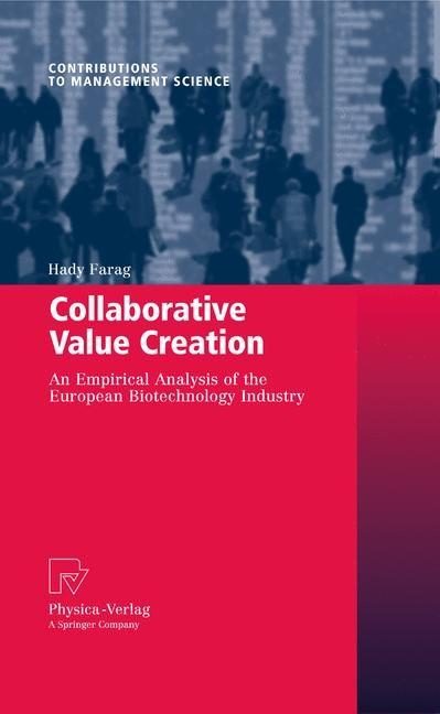 Abbildung von Farag   Collaborative Value Creation   2009