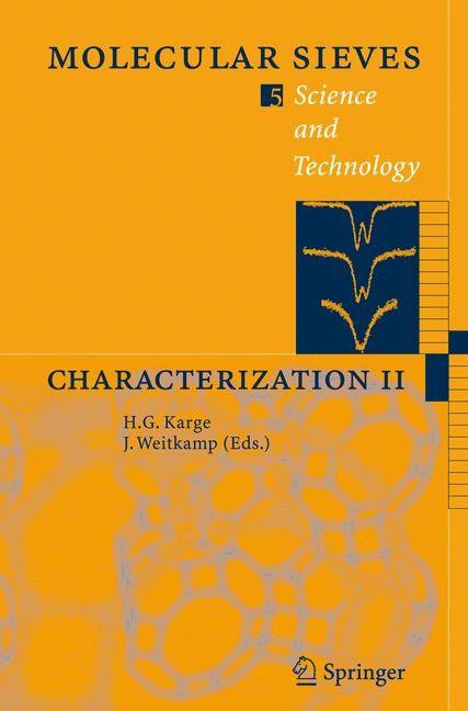 Abbildung von Karge / Weitkamp   Characterization II   2007