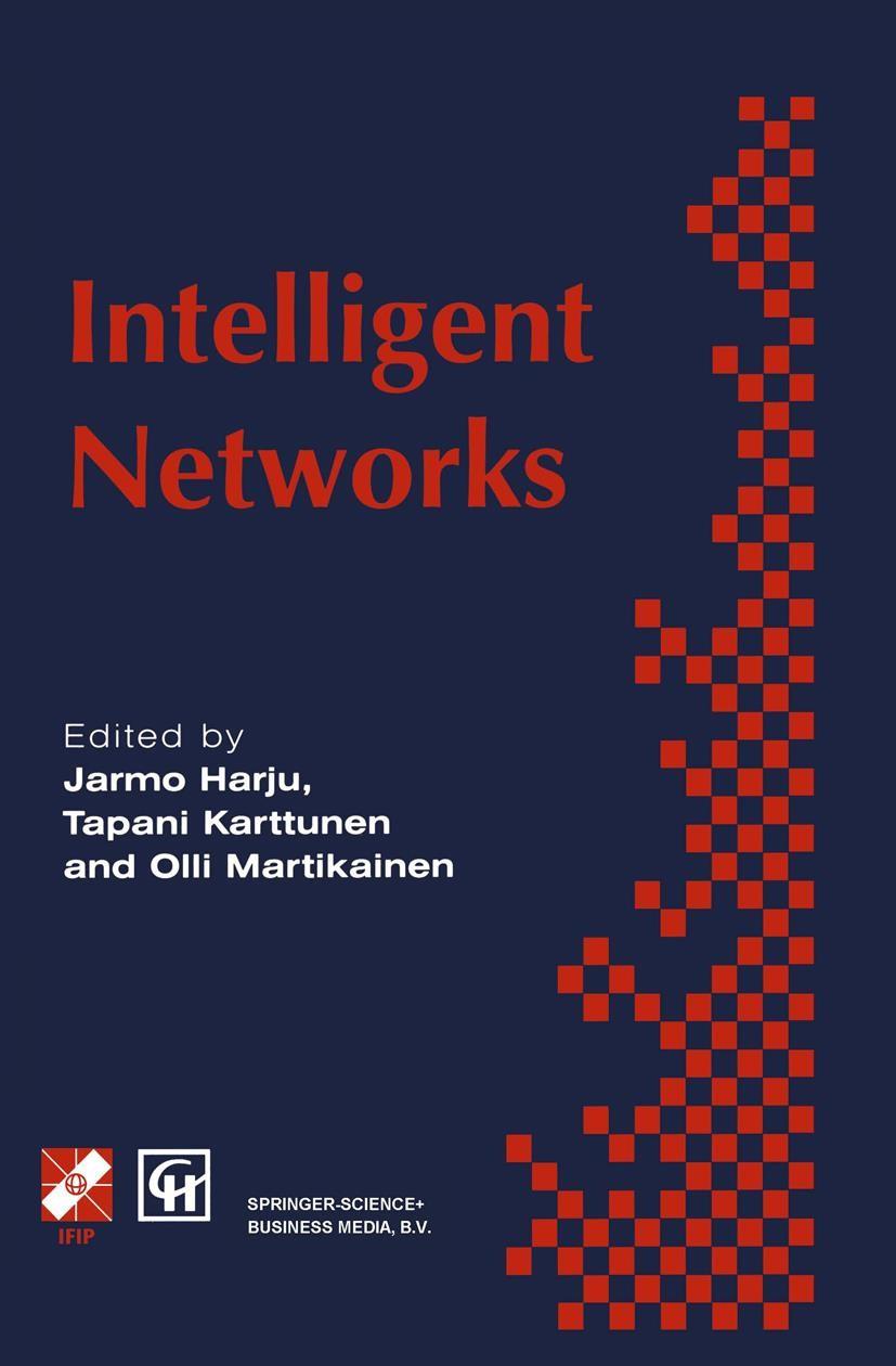Abbildung von Martikainen / Harju / Karttunen | Intelligent Networks | 1995
