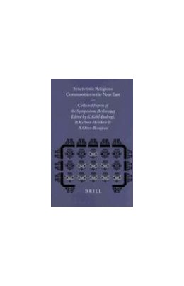 Abbildung von Kellner-Heikele | Syncretistic Religious Communities in the Near East | 1997
