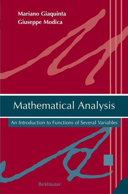 Abbildung von Giaquinta / Modica | Mathematical Analysis | 2009