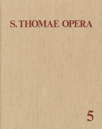 Abbildung von Thomas von Aquin / Busa | Thomas von Aquin: Opera Omnia / Band 5: Commentaria in Scripturas | 1980