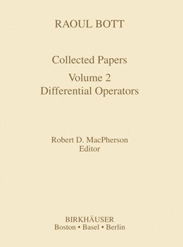 Abbildung von MacPherson | Raoul Bott: Collected Papers | 1994 | Volume 2: Differential Operato...