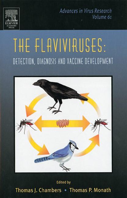 Abbildung von The Flaviviruses: Detection, Diagnosis and Vaccine Development   2003