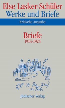 Abbildung von Oellers / Rölleke / Shedletzky | Werke und Briefe. Kritische Ausgabe | 2004 | Band 7: Briefe 1914-1924