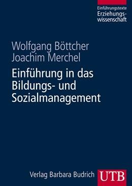 Abbildung von Böttcher / Merchel | Einführung in das Bildungs- und Sozialmanagement | 2010 | 8435