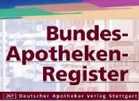 Bundes-Apotheken-Register (Cover)