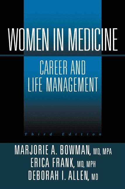 Women in Medicine | Bowman / Frank / Allen | 3rd ed., 2002 | Buch (Cover)