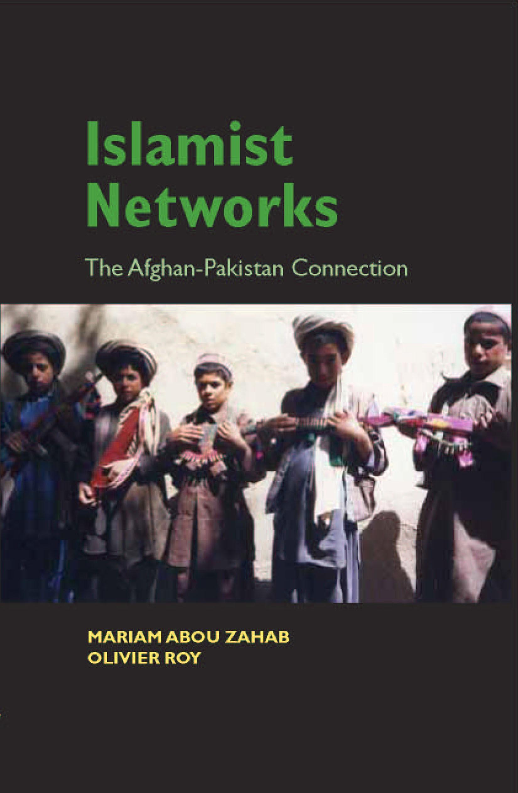 Abbildung von Abou Zahab / Roy | Islamist Networks | 2004
