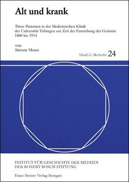 Abbildung von Moses | Alt und krank | 2005 | Ältere Patienten in der Medizi... | 24