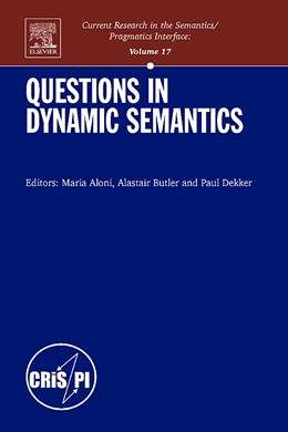 Abbildung von Aloni / Butler / Dekker   Questions in Dynamic Semantics   2007   17