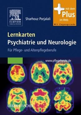 Abbildung von Porjalali   Lernkarten Psychiatrie und Neurologie   2009   für Pflege- und Altenpflegeber...