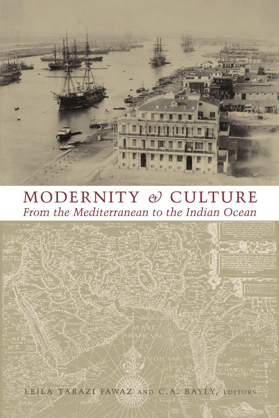 Abbildung von Fawaz / Bayly   Modernity and Culture   2002