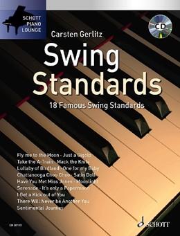 Abbildung von Swing Standards | 2007 | 18 bekannte Melodien. Klavier....