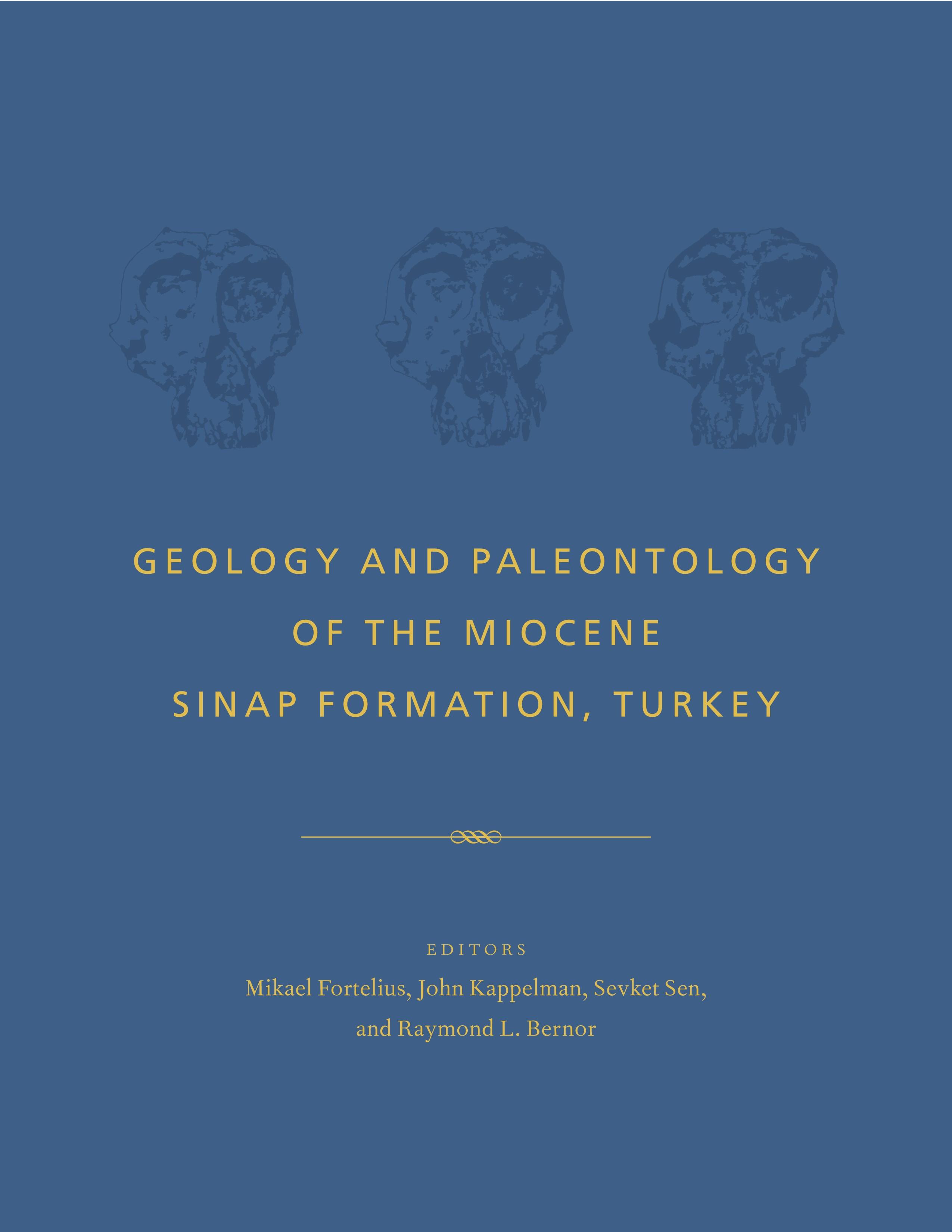 Abbildung von Fortelius / Kappelman / Sen / Bernor | Geology and Paleontology of the Miocene Sinap Formation, Turkey | 2003