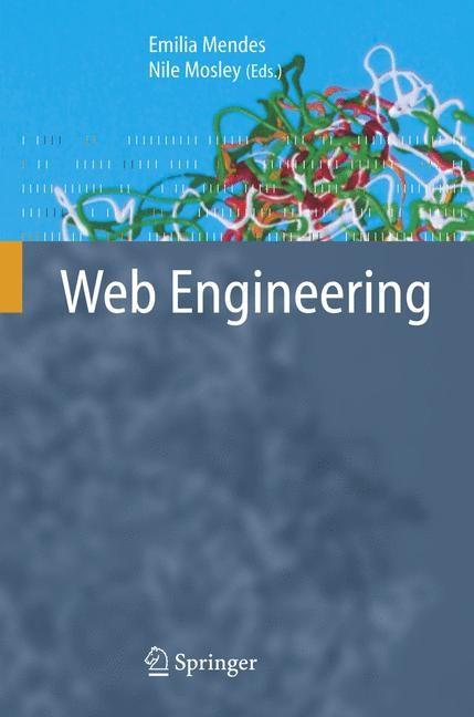 Abbildung von Mendes / Mosley | Web Engineering | 2005