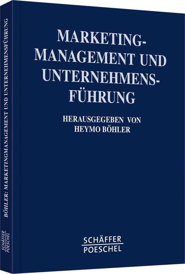 Abbildung von Böhler | Marketing-Management und Unternehmensführung | 2002