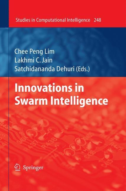 Innovations in Swarm Intelligence | Lim / Dehuri, 2009 | Buch (Cover)