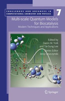 Abbildung von York / Lee | Multi-scale Quantum Models for Biocatalysis | 2009