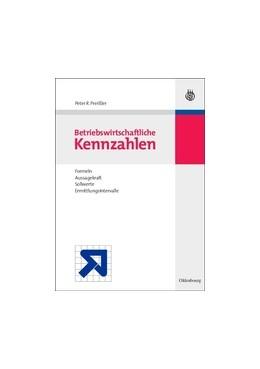 Abbildung von Preißler | Betriebswirtschaftliche Kennzahlen | 1. Auflage | 2008 | beck-shop.de