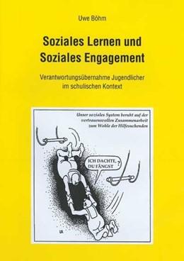 Abbildung von Böhm | Soziales Lernen und Soziales Engagement | 2006 | Verantwortungsübernahme Jugend...