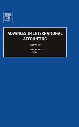 Abbildung von Sale   Advances in International Accounting   2006   19