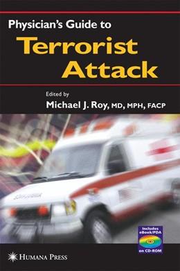 Abbildung von Roy | Physician's Guide to Terrorist Attack | 2003
