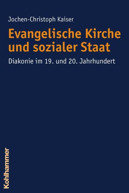 Evangelische Kirche und sozialer Staat | Kaiser / Hermann, 2008 | Buch (Cover)