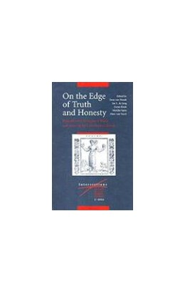 Abbildung von On the Edge of Truth and Honesty: Principles and Strategies of Fraud and Deceit in the Early Modern Period | 2002 | 2