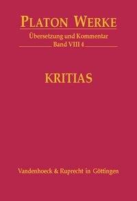 Kritias | Nesselrath, 2006 | Buch (Cover)