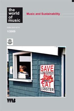 Abbildung von Stock | Music and Sustainability | 1., Auflage | 2010 | 1/2009