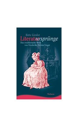 Abbildung von Giesler   Literatursprünge   2003   Das erzählerische Werk von Fri...   1