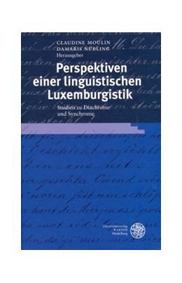 Abbildung von Moulin / Nübling | Perspektiven einer linguistischen Luxemburgistik | 2006 | Studien zu Diachronie und Sync... | 25