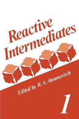 Abbildung von Abramovitch | Reactive Intermediates | 1983 | Volume 3