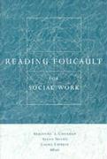 Abbildung von Chambon / Irving / Epstein | Reading Foucault for Social Work | 1999
