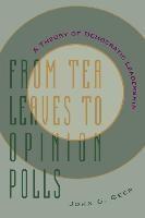Abbildung von Geer | From Tea Leaves to Opinion Polls | 1996
