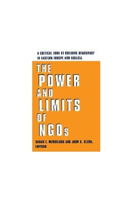 Abbildung von Mendelson / Glenn | The Power and Limits of NGOs | 2002 | A Critical Look at Building De...