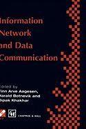 Information Networks and Data Communication | Aagesen / Botnevik / Khakhar, 1996 | Buch (Cover)