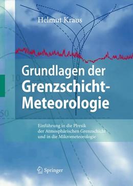 Abbildung von Kraus | Grundlagen der Grenzschicht-Meteorologie | 2008 | Einführung in die Physik der A...