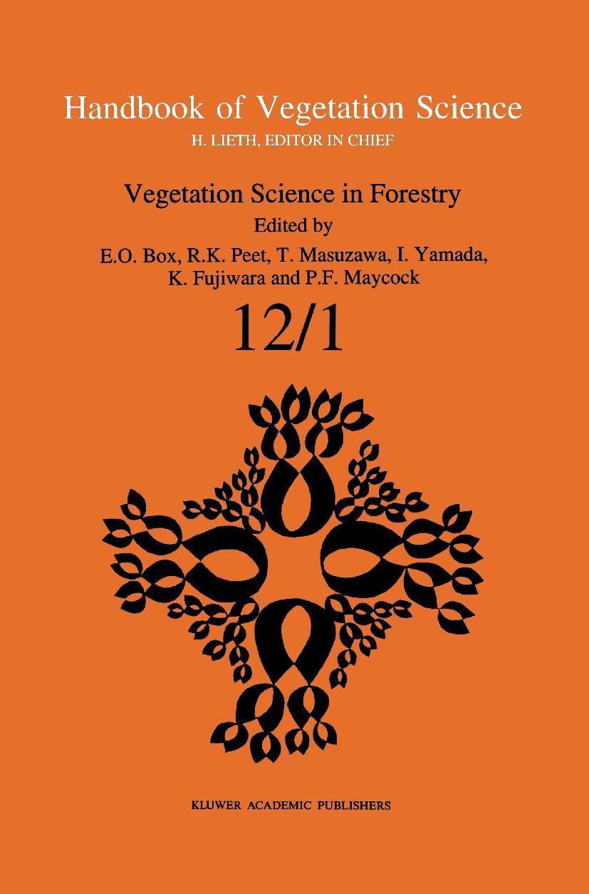 Vegetation Science in Forestry | Box / Peet / Masuzawa / Yamada / Fujiwara / Maycock, 1995 | Buch (Cover)