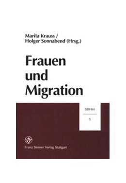 Abbildung von Krauss / Sonnabend   Frauen und Migration   2001   5