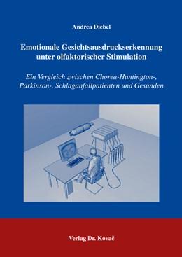Abbildung von Diebel | Emotionale Gesichtsausdruckserkennung unter olfaktorischer Stimulation | 2006 | Ein Vergleich zwischen Chorea-... | 16